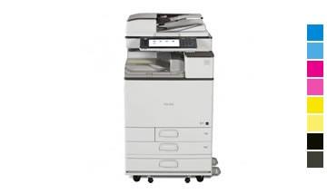 Locação de impressora Ricoh mp c2003/mp c2503