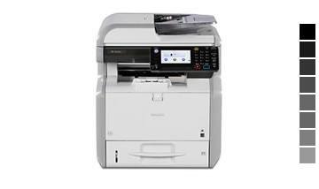 Aluguel de impressora multifuncional Ricoh SP 4510SF