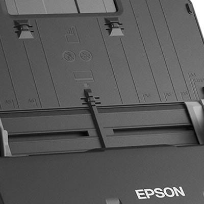 Entrada scanner epson rs 400