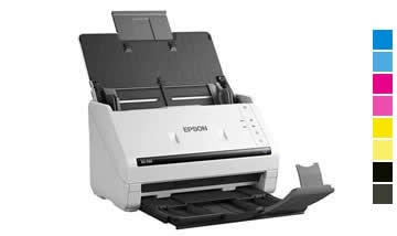 Scanner Epson Workforce DS 530